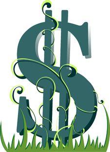 Free Dollar Royalty Free Stock Images - 18229379