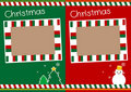 Free Christmas Frame Royalty Free Stock Images - 18231809
