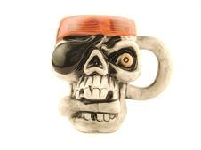 Free Pirate Mug Stock Image - 18230121