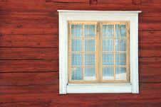 Free Window In A Timber House Royalty Free Stock Images - 18230199
