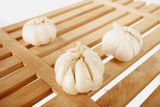 Free Garlic Stock Image - 18230321