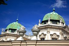 Free Details Of Belvedere Palace.Vienna Royalty Free Stock Photo - 18230655