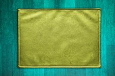 Free Yellow Leather Texture Stock Images - 18230884