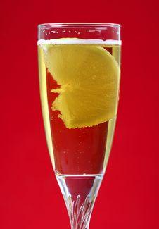 Free Lemon Drink Stock Photo - 18232290