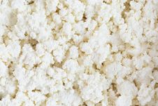 Free Cottage Cheese Background Royalty Free Stock Photos - 18232388
