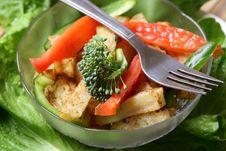 Free Potato Salad Royalty Free Stock Image - 18232426