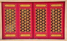 Free Chinese Window Stock Photos - 18233073