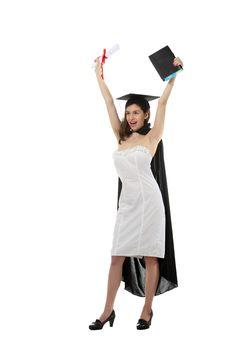 Free Graduated Student Stock Photo - 18233390