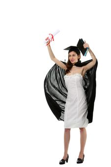 Free Graduated Student Stock Photography - 18233392