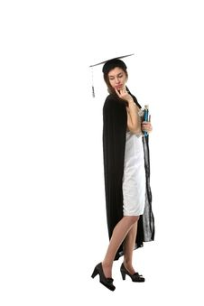 Free Graduated Student Stock Images - 18233394