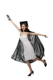Free Graduated Student Stock Image - 18233401