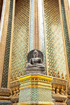 Free Image Of Buddha In Thailand Royalty Free Stock Photography - 18233517