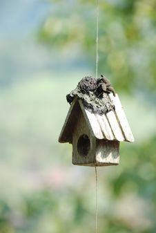 Free Small House Mobile Stock Photos - 18233773