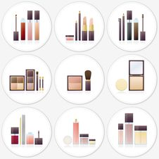 Free Cosmetic Objects Stock Images - 18234434