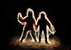 Free New Year Fun Royalty Free Stock Photo - 18234555