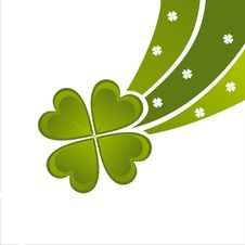 Free St. Patrick S Day Background Royalty Free Stock Photo - 18234875