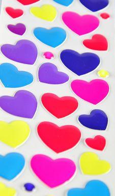 Free Hearts Royalty Free Stock Photography - 18235187