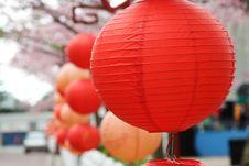 Free Lanterns Stock Photography - 18235252
