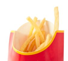 Free French Fries Stock Images - 18235254
