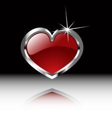Free Vector Valentine S Hearts Royalty Free Stock Photos - 18238138