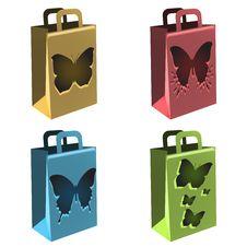 Free Shopping Bag Stock Image - 18238331