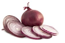 Free Red Onions Stock Photos - 18238853
