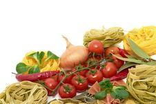 Free Italian Pasta Royalty Free Stock Image - 18238906