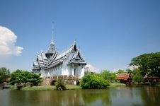 Free Siam Royal Palace Stock Photography - 18239702