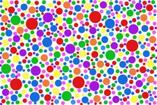 Free Colored Specks Royalty Free Stock Photos - 18239848