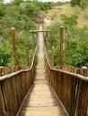 Free Swing Bridge Royalty Free Stock Image - 18240786