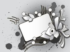 Free Grunge Frame Stock Images - 18241724