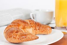 Free Continental Breakfast Stock Photos - 18242143