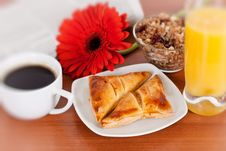 Free Continental Breakfast Royalty Free Stock Photography - 18242277