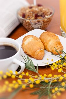 Free Continental Breakfast Stock Photos - 18242313