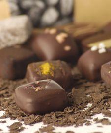 Free Chocolates Stock Photos - 18242453