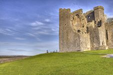 Free The Rock Of Cashel  Castle In Ireland. Stock Images - 18243214