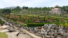 Free Nong Nooch Tropical Garden, Pattaya Royalty Free Stock Photo - 18243805