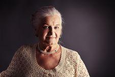 Free Elderly Stock Photo - 18243930