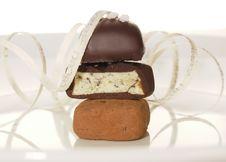 Free Chocolates Royalty Free Stock Images - 18244159