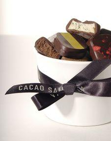 Free Chocolates Royalty Free Stock Images - 18244179