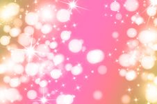 Free Bokeh Background Royalty Free Stock Photos - 18244388