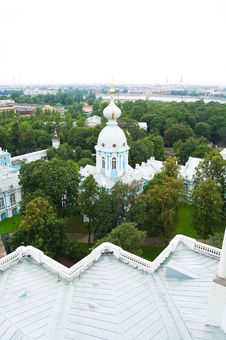 Free The Smolny Institute Stock Images - 18245294