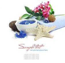Free SPA Background. Shallow DOF Royalty Free Stock Image - 18245906