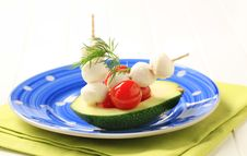 Free Healthy Appetizer Stock Photography - 18246072