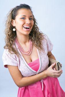 Free Luxury Pretty Woman Stock Photo - 18247920