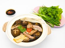 Free Buk Kut Teh Royalty Free Stock Photo - 18248865