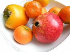 Free Fruits Royalty Free Stock Photography - 18248867