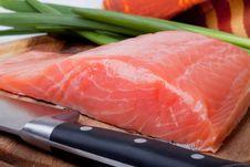 Free Salmon Stock Photography - 18248892