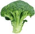 Free Image Of Cauliflower On White Royalty Free Stock Image - 18250066