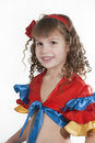 Free Little Girl Dancer. Stock Photo - 18251690